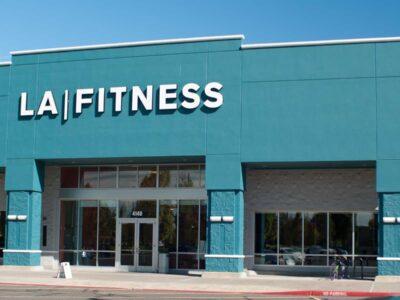 LA fitness Portland-OR