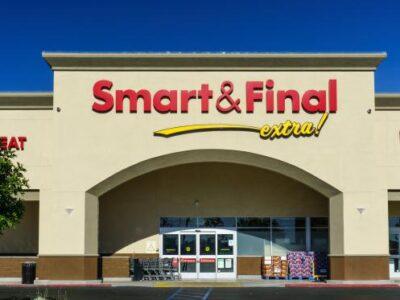 Smart Final storefront Murrieta